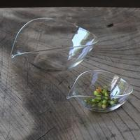 井上美樹さんからガラスの器が届きました - 暮らし用品便り