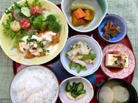 チキン南蛮★(^^♪・・・・・700円ランチ - 日だまりカフェ