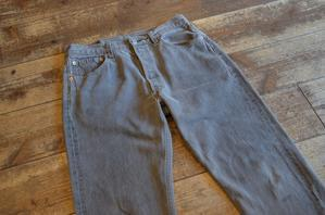 "Levi's ""501"" ブラック!!!!! - Clothing&Antiques NoT"
