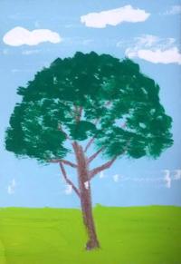 ヤマモモの木 - たなかきょおこ-旅する絵描きの絵日記/Kyoko Tanaka Illustrated Diary