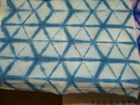 染めの続き(手拭い) - アトリエひなぎく 手織り日記