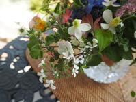 庭の花deブーケ - グリママの花日記