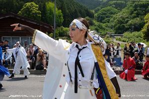 令和元年5月19日 常陸の国よさこい祭り <15>黒潮美游(銚子市) - 常陸のT's BLOG