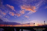 ROUND-208/1幸魂大橋夕景 - WEEKEND REAL LIFE-STYLE