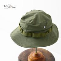 orslow[オアスロウ] US ARMY JUNGLE HAT [03--023-76] ユーエスアーミージャングルハット ミリタリーハットMEN'S/LADY'S - refalt blog