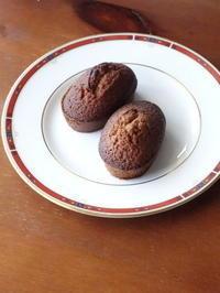 キャラメルのフィナンシェ - Baking Daily@TM5