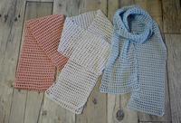 販売します。綿100%のストール - Crochet Atelier momhands