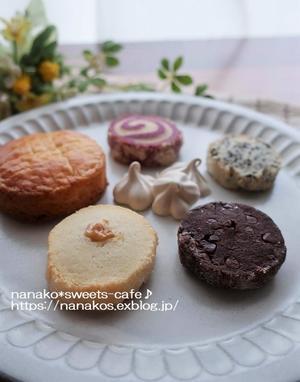 いろいろクッキー - nanako*sweets-cafe♪