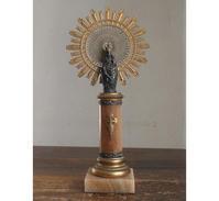 幼子イエスを抱くピラールの聖母マリア  /G365 - Glicinia 古道具店