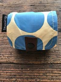 シュパッと畳めるエコバッグに感動 - 糸巻きパレットガーデン