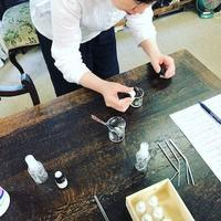 インストのお掃除アロマ実習 - 千葉の香りの教室&香りの図書室 マロウズハウス