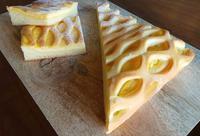 チーズクリームパン。 - 奈良県パン教室『ぱんといろいろ…。』