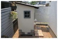 大野城市にお住いのY様宅ガーデンより - natu     * 素敵なナチュラルガーデンから~*     福岡で庭造り、外構工事(エクステリア)をしてます