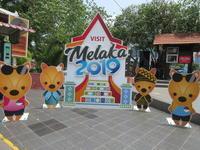 マラッカさんぽ*Visit Melaka!* - よく飲むオバチャン☆本日のメニュー