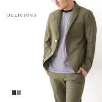 DELICIOUS [デリシャス] RELAX JACKET [DJ0590] リラックスジャケット MEN'S - refalt blog
