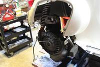 トラブルが職後を盛り上げるということに - vespa専門店 K.B.SCOOTERS ベスパの修理やらパーツやらツーリングやらあれやこれやと