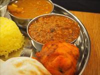本格北・南インド料理アンキットの気持ち@人形町店 - 人形町からごちそうさま