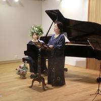 シューベルティアーデ「第1回」終了 - ピアニスト丸山美由紀のページ