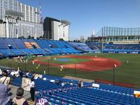 六大学野球 - 浦安フォト日記
