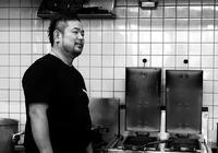 中野町「豚猿」で塩と餃子 - ぶん屋の抽斗