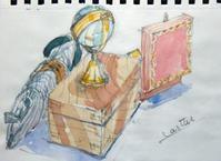 cartterを描く - ryuuの手習い