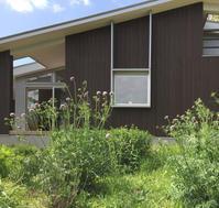 自然の中のおおらかなお庭 - atelier kukka architects