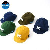 KAVU [カブー] KID'S BASEBALL CAP [19821043] キッズベースボールキャップ・コットンキャップ・MEN'S/LADY'S/KID'S - refalt blog