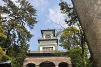 尾山神社からブランケットカフェへ。 - a&kashの時間。