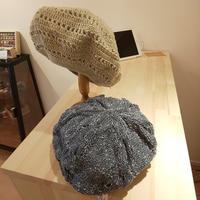 ふんわりベレー帽 - Colokobo's Blog