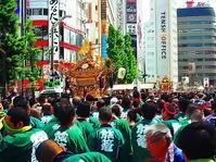 秋葉原界隈神田祭群衆 - 風の香に誘われて 風景のふぉと缶