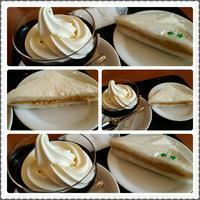 コーヒーゼリーとピーナツバターサンド♪(≧▽≦) - コグマの気持ち