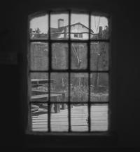 ガラス窓の向こうの透明人間 - Film&Gasoline