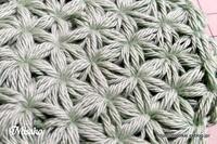 リフ編みのコースター♪ - ルーマニアン・マクラメに魅せられて