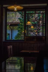 奈良井宿~カフェ深山 - 十人十色