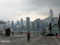 星光大道 レスリーのプレート - 香港貧乏旅日記 時々レスリー・チャン
