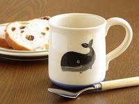 父の日のプレゼントにおすすめ!クジラのマグカップ - ブルーベルの森-ブログ-英国のハンドメイド陶器と雑貨の通販