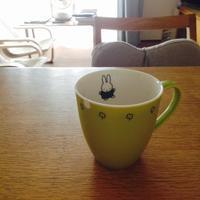 新しいマグカップ - ひよこ日和。