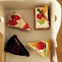 誕生日ケーキ - ひよこ日和。