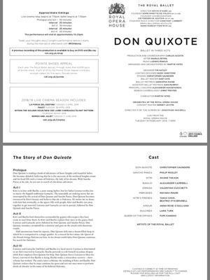 ROH:Don Quixote - lis-blog : No Cat No Life
