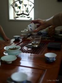 景寧惠明を味わう - お茶をどうぞ♪