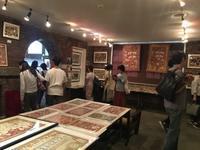 「旅行人/インド先住民アートの村へ」(早稲田奉仕園)、横浜美術館 - 旅行・映画ライター前原利行の徒然日記