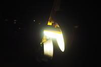 【シエラカップで】LEDランタン シェード&リフレクター - SAMのLIFEキャンプブログ Doors , In & Out !