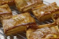 カスタードアップルパイ - パン・お菓子教室 「こ む ぎ」