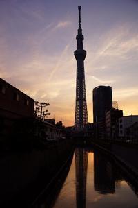 久しぶりに東京スカイツリー - さんじゃらっと☆blog2