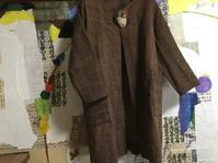 手染めコート - ギャラリーとーちきの夢布布日記