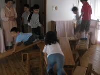 ぎんのいずみ大人の一日体験 & 入園説明会のご案内 - 自然遊び ぎんのいずみ子ども園 調布 シュタイナー