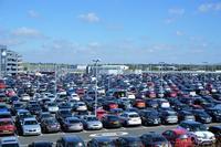 輸出車用大型駐車場でのカラス対策<現地調査>【鳥獣対策ブログ】 - 鳥獣対策「人と動物の棲み分けを目指して」 byサウンズ情報部【鳥獣対策ブログ】
