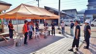 5月の「小さな祭り」がありました - 浦佐地域づくり協議会のブログ