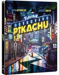 日々雑感5月29日「名探偵ピカチュウ」のイギリス盤とドイツ盤のSteelbookの違い(決定ではないが……) - Suzuki-Riの道楽