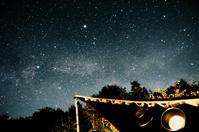 【Photo】キャンプの夜と、天の川、万葉の句 - SAMのLIFEキャンプブログ Doors , In & Out !